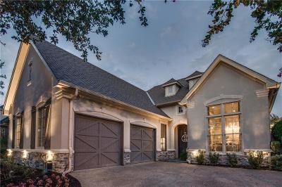 Southlake Single Family Home For Sale: 627 Chandon Court