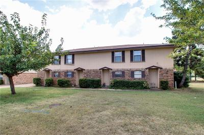 Crowley Multi Family Home For Sale: 404 Amber Lane