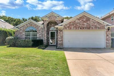 Flower Mound Single Family Home Active Option Contract: 4772 Hanover Drive