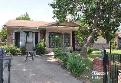 Dallas Single Family Home For Sale: 4051 Ivy Ridge Street