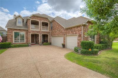 Keller Single Family Home For Sale: 2105 Creekvista Drive