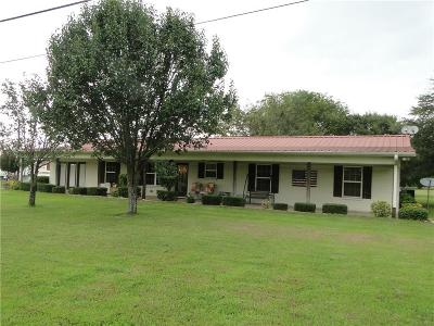 Teague Single Family Home For Sale: 864 Us Highway 84 Highway