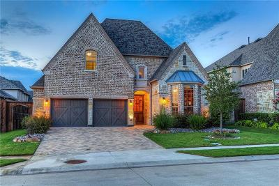 Irving Single Family Home For Sale: 677 Waterbrook Drive