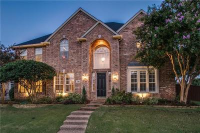McKinney Single Family Home Active Option Contract: 7901 Canterbury Terrace