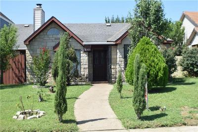 Dallas Single Family Home For Sale: 10423 Woodleaf Drive