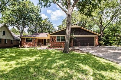 Benbrook Single Family Home For Sale: 4108 Springbranch Drive
