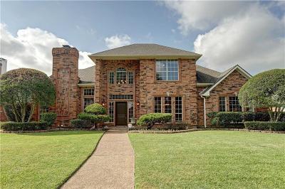 Plano TX Single Family Home Active Option Contract: $439,900