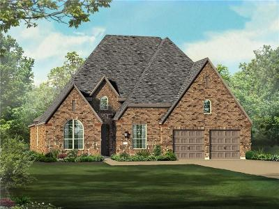 Melissa Single Family Home For Sale: 2306 Yorktown Drive