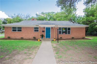 North Richland Hills Single Family Home For Sale: 7324 Riviera Drive