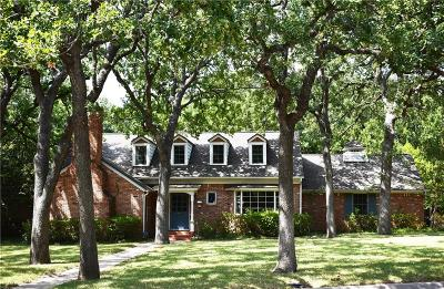 Denton Single Family Home For Sale: 1905 Laurelwood Drive