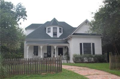Edgewood Single Family Home For Sale: 201 S Main Street
