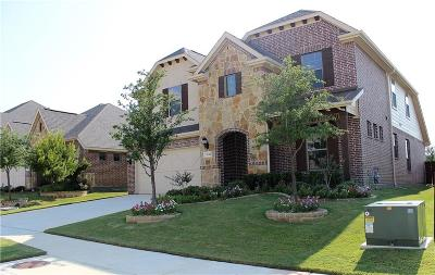 Fort Worth TX Single Family Home For Sale: $332,700