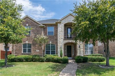 Frisco Single Family Home For Sale: 2192 Crowbridge Drive