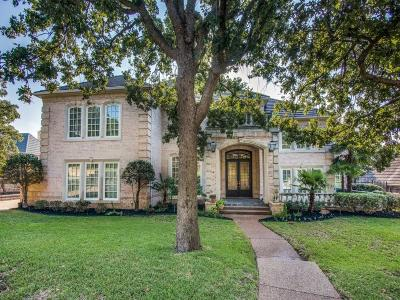 Colleyville Single Family Home For Sale: 4813 Cranbrook Drive W
