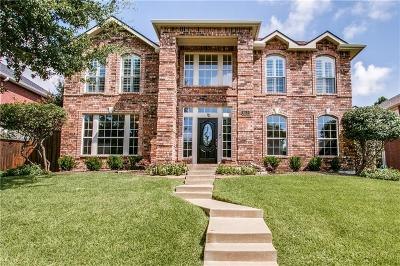 Coppell Single Family Home For Sale: 610 Oakbend Drive