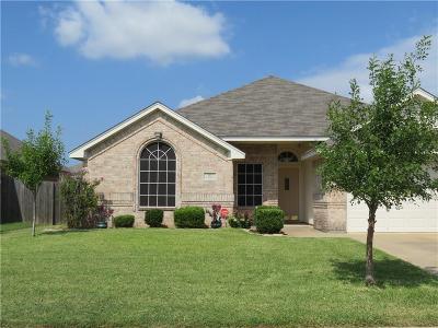 Rhome Single Family Home Active Option Contract: 112 Saint James Court
