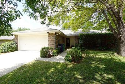 Denton Single Family Home Active Option Contract: 2202 Laurel Street