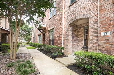 Dallas Townhouse For Sale: 1600 Abrams Road #15