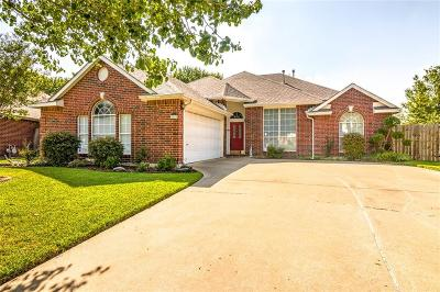 Park Glen, Park Glen Add Single Family Home For Sale: 5509 Cedar Breaks Drive