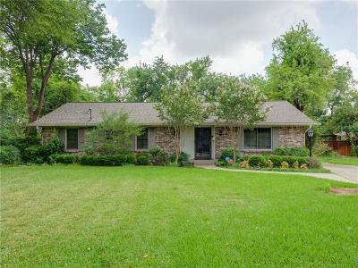 Parkview Estates Single Family Home For Sale: 1004 Cedar Lane