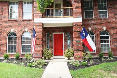 Rowlett Single Family Home For Sale: 9109 Barton Creek Drive