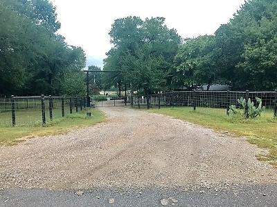 Azle Single Family Home For Sale: 253 Cedar Creek Court