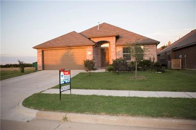 Rockwall, Fate, Heath, Mclendon Chisholm Single Family Home Active Option Contract: 912 Bald Cypress