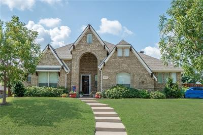 Prosper Single Family Home For Sale: 1420 Crescent Valley Drive
