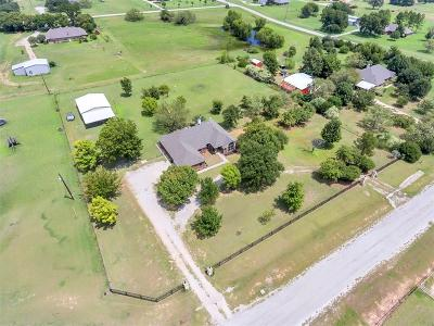 Wise County Single Family Home Active Kick Out: 138 Brangus Court
