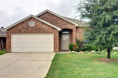 Fort Worth TX Single Family Home For Sale: $192,900