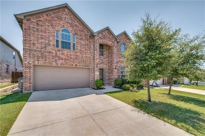 Little Elm Single Family Home For Sale: 2340 Elm Valley Drive