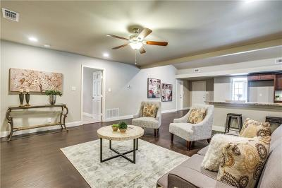Fort Worth Single Family Home For Sale: 3200 Edgehill Road