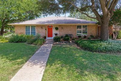 Richardson Single Family Home For Sale: 201 S Weatherred Drive
