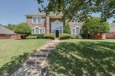 Southlake Single Family Home For Sale: 1706 Wild Rose Way