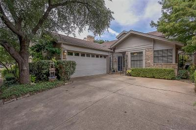 Dallas Single Family Home For Sale: 3219 Basil Court