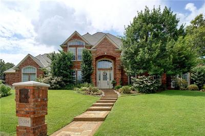 Colleyville Single Family Home For Sale: 5304 Cottonwood Court
