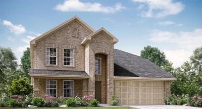 Waxahachie Single Family Home For Sale: 101 Half Moon Drive