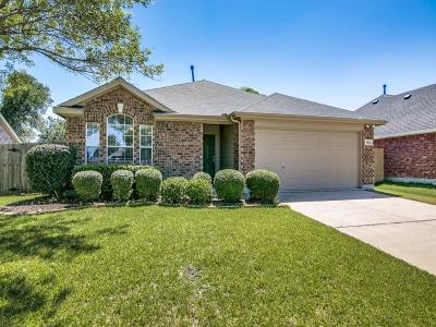 Rowlett Single Family Home Active Option Contract: 7009 Westway Drive