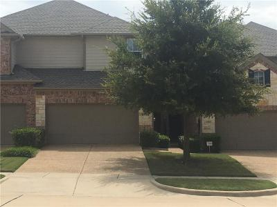 Garland Townhouse Active Option Contract: 6212 Shoal Creek Trail