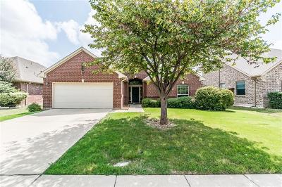 Frisco Single Family Home Active Option Contract: 8374 Cain River Drive