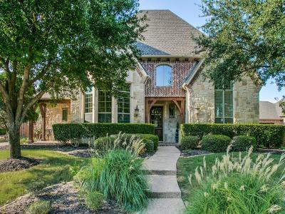 Mckinney Single Family Home For Sale: 6404 Thorntree Drive