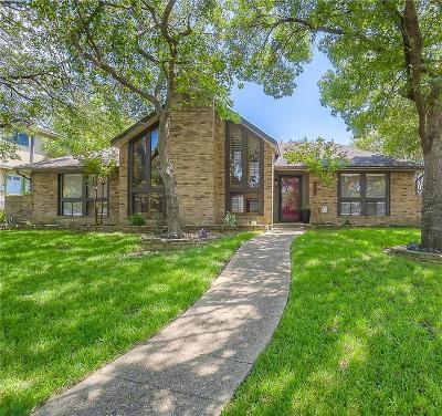 Dallas Single Family Home For Sale: 8022 Moss Meadows Drive