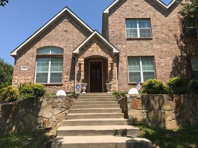 Garland Single Family Home Active Option Contract: 6310 Fitzgerald Court