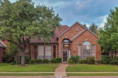 Coppell Single Family Home For Sale: 958 Village Parkway