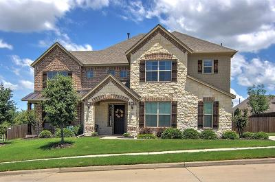 Prosper Single Family Home For Sale: 501 Darian Drive
