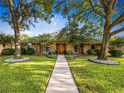 Plano Single Family Home For Sale: 3308 Canterbury Drive