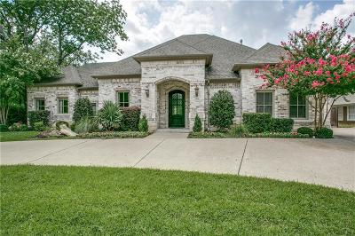 Dallas Single Family Home For Sale: 8401 Bluebonnet Road