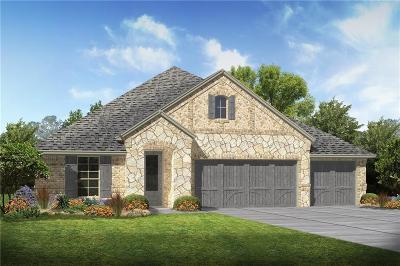 Melissa Single Family Home For Sale: 3517 Washington Drive