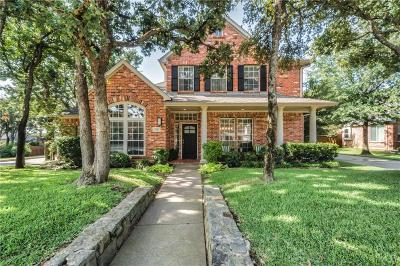 Flower Mound Single Family Home For Sale: 4201 Mustang Trail