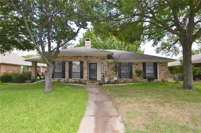 Rowlett Single Family Home For Sale: 7605 Salzburg Drive